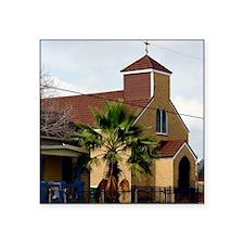 "Orthodox Church Square Sticker 3"" x 3"""