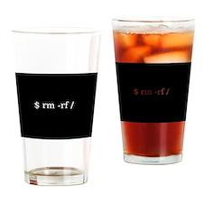 rm -rf Drinking Glass