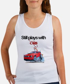 StillPlaysWithCars Women's Tank Top