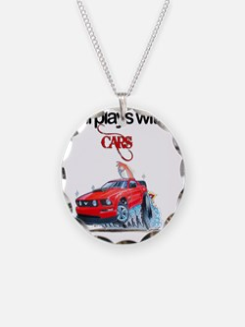 StillPlaysWithCars Necklace