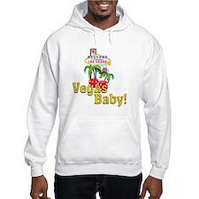 vegas baby final Hoodie