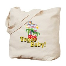 vegas baby final Tote Bag