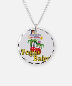 vegas baby final Necklace
