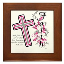 faith 2 Framed Tile