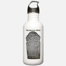 Memento Mori Sports Water Bottle