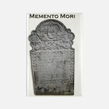 Memento Mori Rectangle Magnet