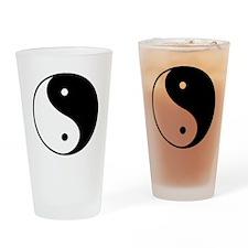 yin-yang Drinking Glass