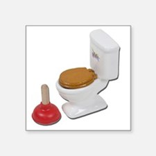 toilet plunger car accessories auto stickers license plates more ca. Black Bedroom Furniture Sets. Home Design Ideas