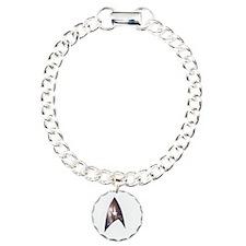 StarfleetEmblemStarfield Bracelet