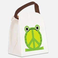 PeaceFrog Canvas Lunch Bag