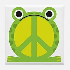 PeaceFrog Tile Coaster