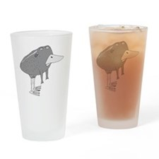 Rodney - character Drinking Glass