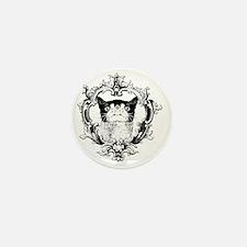 Kitty3 Ornate Mini Button