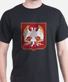 Army of Serbia  Montenegro patch T-Shirt