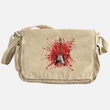 Beat 4 Rock Messenger Bag