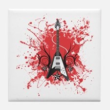 Beat 4 Rock Tile Coaster