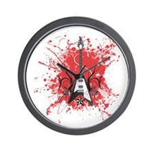 Beat 4 Rock Wall Clock
