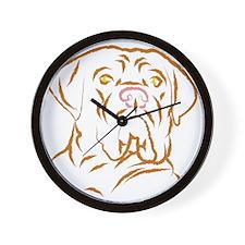 mastifflarge Wall Clock