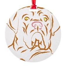 mastifflarge Ornament