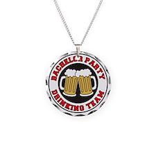 Bachelor Party Shot Glass Necklace