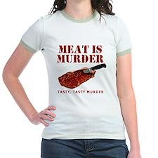Meat is Murder Tasty Tasty Murd T