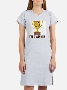 winner Women's Nightshirt