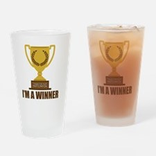 winner Drinking Glass