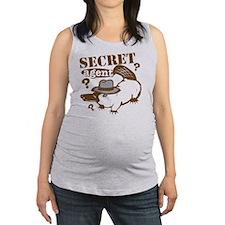 secretagent Maternity Tank Top