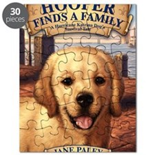 Hooper Book Cover Puzzle