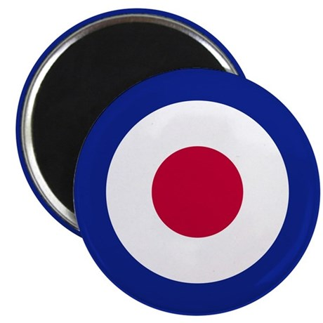 "The UK Roundel 2.25"" Magnet (10 pack)"