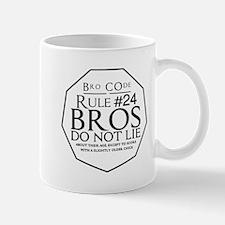 Bro-code-24 Mugs