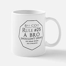 Bro-code-25 Mugs