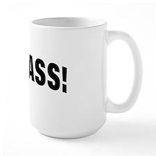 BAD a  BLACK Mug