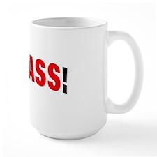 BAD a  RED Mug