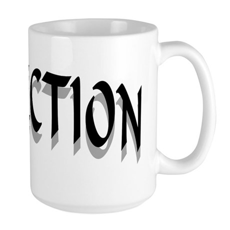 PERFECTION BLACK Large Mug