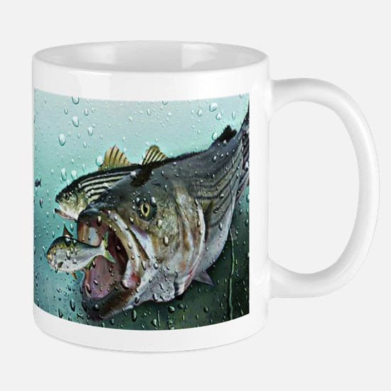 striper n shad Mugs