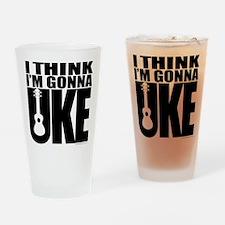 Im Gonna Uke Drinking Glass