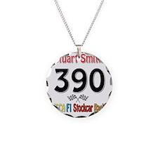 390-StuartSmith2011 Necklace Circle Charm