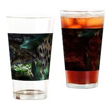 Rebecca Fowles (6) Drinking Glass
