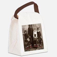 CAT_PEOPLE Canvas Lunch Bag