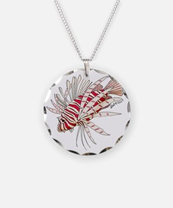 lionfish solo Necklace