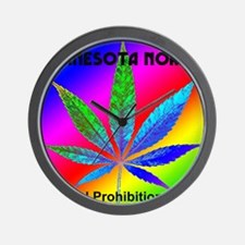 MN NORML Repeal Wall Clock