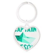 capawsome-3 Heart Keychain