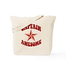 capawsome-dark-t Tote Bag