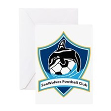 seawolves_logo Greeting Card