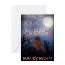Hang on Sloopy Greeting Card