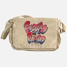 PuertoRicoGraffiti FINAL-teeshirtDes Messenger Bag