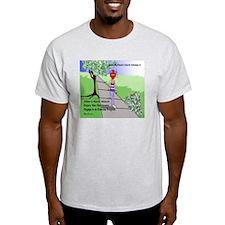 $_Walking T-Shirt