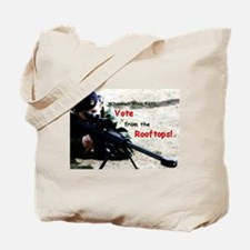 Voting Rights on Tote Bag