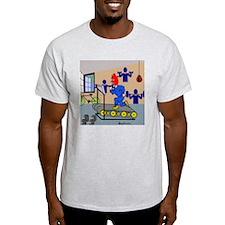 $_Treadmill_Final T-Shirt